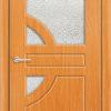 Межкомнатная дверь ПВХ Элегия дуб шоколадный 1
