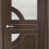 Межкомнатная дверь ПВХ Лион венге 1