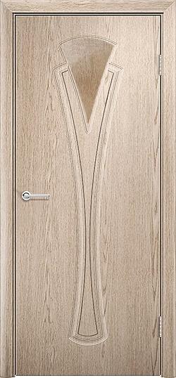 Межкомнатная дверь ПВХ Флора ель карпатская 3