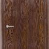 Межкомнатная дверь ПВХ Премиум светлый орех 2