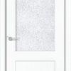 Межкомнатная дверь ПВХ Ренессанс венге патина 1
