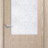 Межкомнатная дверь ПВХ Веста 3 белая патина 2