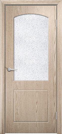 Межкомнатная дверь ПВХ Кристина ель карпатская 3