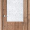 Межкомнатная дверь ПВХ Кристина светлый орех 1