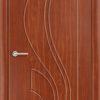 Межкомнатная дверь ПВХ Ладья итальянский орех 1
