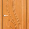 Межкомнатная дверь ПВХ Стрела итальянский орех 1