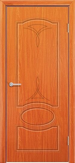 Межкомнатная дверь ПВХ Лига груша 3