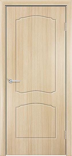 Межкомнатная дверь ПВХ Лилия белёный дуб 3
