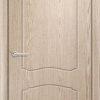 Межкомнатная дверь ПВХ Елена 3 белая патина 1