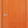 Межкомнатная дверь ПВХ Флора ель карпатская 2