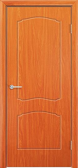 Межкомнатная дверь ПВХ Лилия груша 3