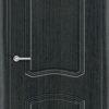 Межкомнатная дверь ПВХ Веста 2 темный орех 2