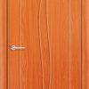 Межкомнатная дверь ПВХ Неаполь темный орех 2
