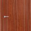 Межкомнатная дверь ПВХ Милано белёный дуб 2