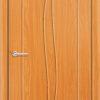 Межкомнатная дверь ПВХ Стиль 4 венге патина 2