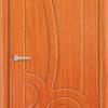 Межкомнатная дверь ПВХ Флора миланский орех 2