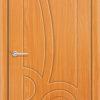 Межкомнатная дверь ПВХ Ниагара дуб шоколадный 1