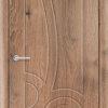 Межкомнатная дверь ПВХ Стиль 4 белый 1