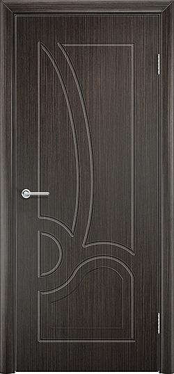 Межкомнатная дверь ПВХ Марсель венге 3