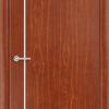 Межкомнатная дверь ПВХ Елена 2 белый 1