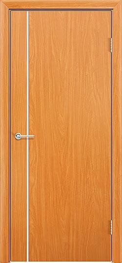 Межкомнатная дверь ПВХ Милано миланский орех 3