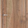 Межкомнатная дверь ПВХ Стиль 4 белая патина 1