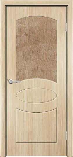 Межкомнатная дверь ПВХ Неаполь белёный дуб 3