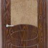 Межкомнатная дверь ПВХ Лилия венге 2