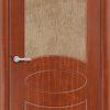 Межкомнатная дверь ПВХ Кристина венге патина 2