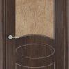 Межкомнатная дверь ПВХ Лион груша 1