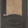Межкомнатная дверь ПВХ Милано белёный дуб 1