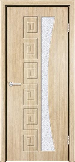 Межкомнатная дверь ПВХ Ниагара белёный дуб 2