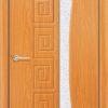 Межкомнатная дверь ПВХ Кристина белёный дуб 2