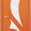 Межкомнатная дверь ПВХ Ника груша 1
