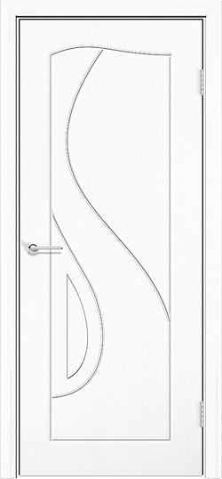 Межкомнатная дверь ПВХ Премьера белый 3