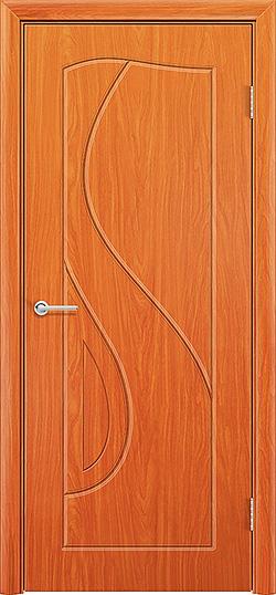 Межкомнатная дверь ПВХ Премьера груша 3