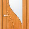 Межкомнатная дверь ПВХ Стиль 2 венге патина 2