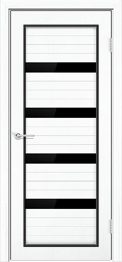 Межкомнатная дверь ПВХ Премиум белый 3