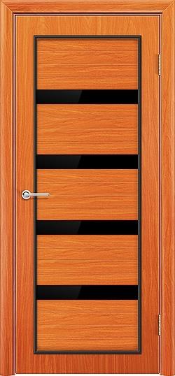 Межкомнатная дверь ПВХ Премиум груша 3