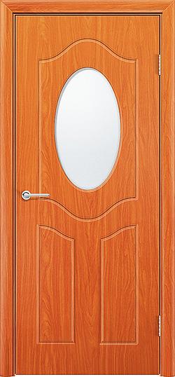 Межкомнатная дверь ПВХ Ренессанс груша 3