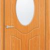 Межкомнатная дверь ПВХ Флора белёный дуб 1