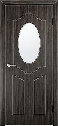 Межкомнатная дверь ПВХ Ренессанс венге 3