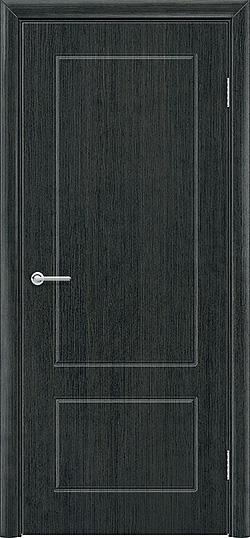 Межкомнатная дверь ПВХ Ромарио 2 венге патина 3