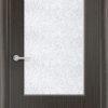Межкомнатная дверь шпон Ника венге 1