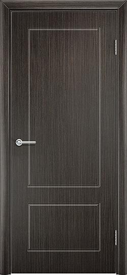 Межкомнатная дверь ПВХ Ромарио 2 венге 3