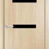 Межкомнатная дверь ПВХ Марсель итальянский орех 2