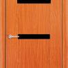 Межкомнатная дверь ПВХ Овал белёный дуб 2