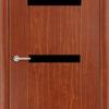 Межкомнатная дверь ПВХ Флора венге 1