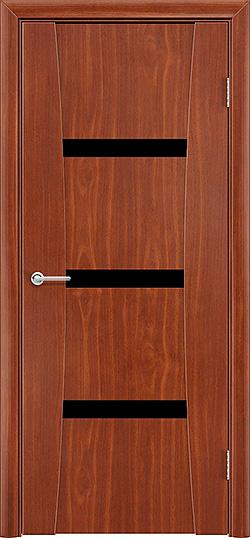 Межкомнатная дверь ПВХ Стиль итальянский орех 3