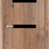Межкомнатная дверь ПВХ Стиль 2 груша 1